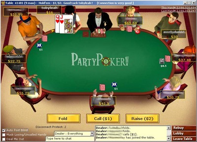 Zynga poker account